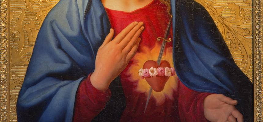 Mary Pondered Many Things In Her Heart
