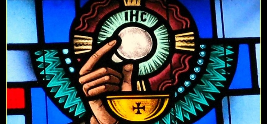 The Magic of the Sacraments