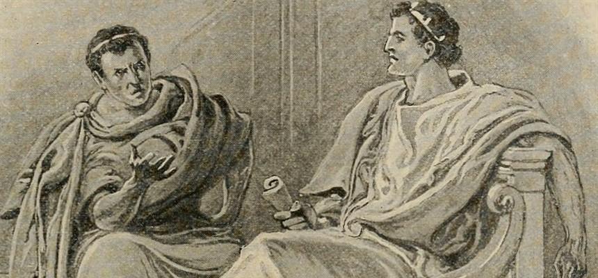 Day 96 – Paul before Festus