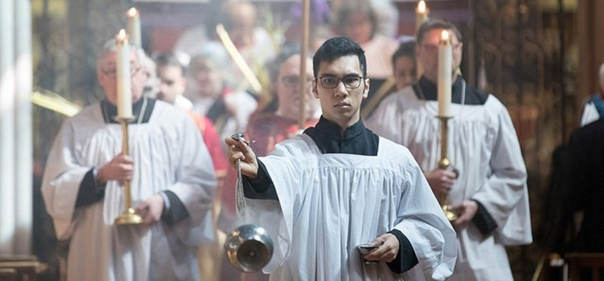 The Mass: Introductory Rites