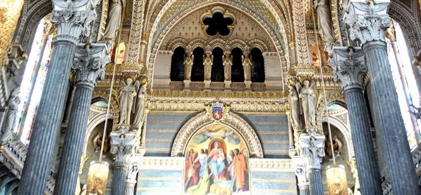 Ornate Churches