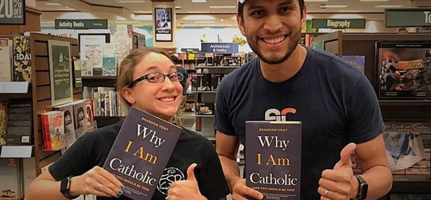 """Amazing book discovery, """"WHY I AM CATHOLIC"""""""
