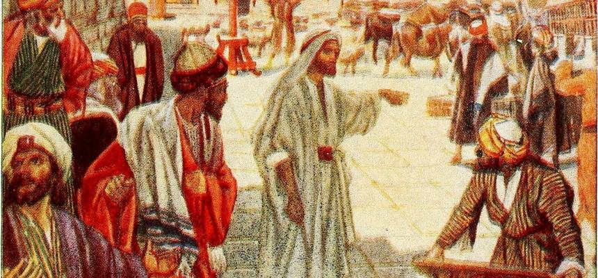 Why Did Jesus Use Harsh Language?