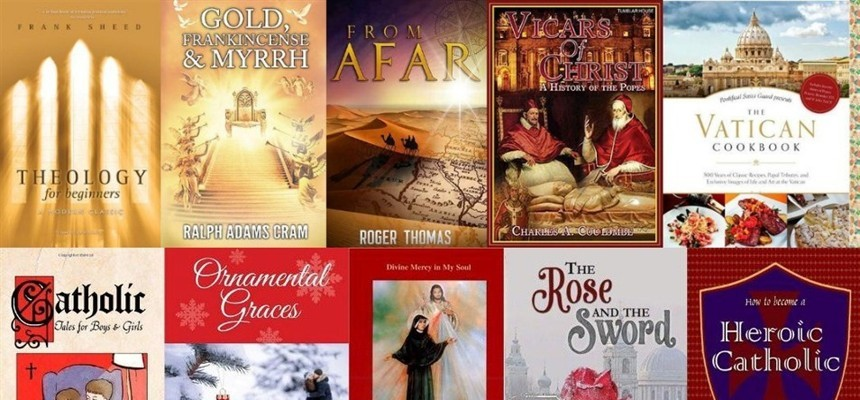 Online Catholic Bookstore Tumblar House Provides a Counter-Cultural Alternative for the Faithful