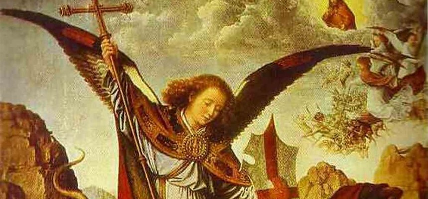 With the Corruption in the Catholic Church Leadership Maybe We Should Start Praying the Full Version of the Saint Michael the Archangel Prayer