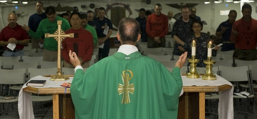 The Logic Behind the Male-Only Priesthood
