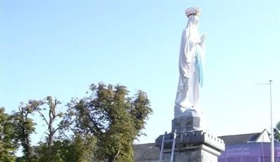 Our Lady of Lourdes and Saint Bernadette