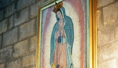 Love the Madonna and pray the Rosary, for her Rosary is the weapon against the evils of the world today. All graces given by God pass through the Blessed Mother.