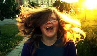 Joy the Sparkle of Life