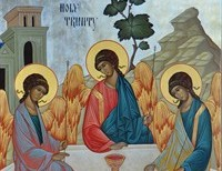 St. Augustine and the Trinity