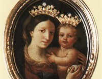 "Our Lady of Confidence---""Mater Mea, Fiducia Mea"" (My Mother, My Confidence)"