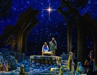 The Music of Christmas: Heaven Meets Earth in Holy Sign