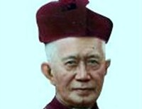Venerable Servant of God, Bishop Alfredo Obviar;  His Passion was to teach Catechism and he became one of the foremost Catechists of the 20th Century.