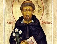 St. Dominic of Silos…His intercession is credited with the birth of St. Dominic, the Founder of the Dominicans