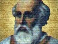 POPE ADEODATUS II, THE OLD MAN