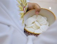 """""""If there is no priest, then there is no Holy Mass; if there is no Holy Mass, then there is no consecration of the Sacred Host; if there is not consecration of the Sacred Host then there is no Holy Communion; then if there is no Holy Communion there is no Sacramental Presence of Jesus."""""""