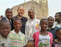 Nigerian Deacon's Ministry Gives Hope to Orphan Children