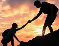 """""""Serving others prepares you to lead others."""""""