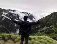 Dancer on the Hilltops