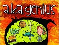 Teen Book Review - aka Genius
