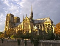 Notre Dame burning to the ground - a doula prespective