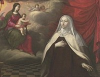 "Saint Marie of the Incarnation---the ""Mother of the Catholic Church in Canada"""