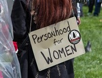 Why the Personhood Issue Matters