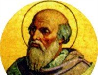 POPE SAINT GREGORY II, DEFENDER OF ICONS