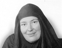 """Mother Maria Skobtsova—She had two titles: The """"Saint of the Open Door"""" and The """"Trash Can Saint"""".   She was also Martyred by the Nazis"""