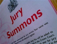 Rural Juror--A Lenten Journey