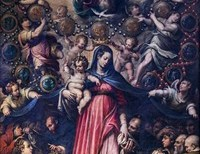 Living The Worthy Life- Mother Mary Converts The World