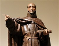 Peter of Alcantara---This little know Franciscan mentored none other than St. Teresa of Avila