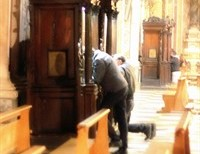 Why We Confess Our Sins to a Priest