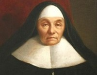 Widowed with Eleven Children, she began taking in Unwed Pregnant Girls; She would go on to be known as Sister Marie of the Nativity