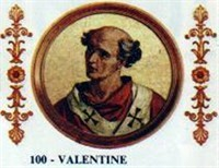 POPE VALENTINE, A NEW TWIST TO ELECTIONS