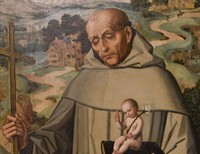 Honoring the Tongue of St. Anthony of Padua—By the use of His Tongue, the Great Saint became known as the Hammer of Heretics.