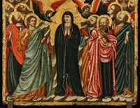 A Poem: From Ascension to Pentecost
