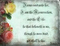 """""""Resurrection"""" / Fact or Fallacy?"""