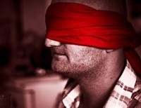 Searching for Love...Blindfolded