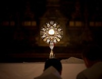 Holy Communion: Real Presence, or Purely Symbolic? Part 1