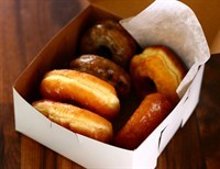 Friday penance: donuts?