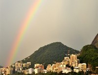 Somewhere, Over the Rainbow ...