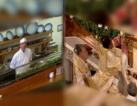 Sushi and the Traditional Catholic Mass