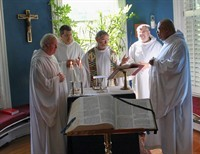 A Deeper Meaning to the Eurcharist
