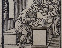 The Tax Collector, Saint Matthew