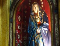 Our Lady of Kibeho – Marian Apparitions in Rwanda & The Chaplet of the Seven Sorrows of Mary