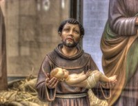 Saint Francis And The Origin Of Nativity Scenes