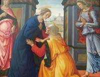 Could St. Elizabeth and Our Lady's Pregnancies Symbolize All Human History? It Perfectly Fits!