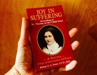 How St. Thérèse called me to help spread her Rose Petals of Love.