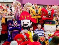 Why I only celebrated Chinese New Year at Church